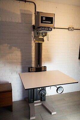De Vere 504 Floor Standing Enlarger