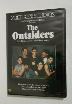 The Outsiders  (DVD, 2008, Widescreen / Full Screen)  Brand New SEALED!