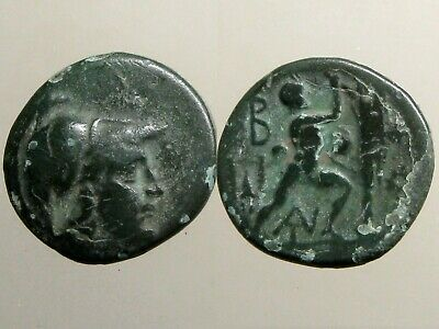 ANTIGONOS GONATAS BRONZE AE19_____Macedonia_____GENERAL OF ALEXANDER THE GREAT