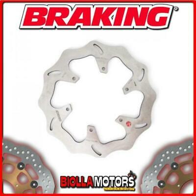 SZ08RID DISCO FRENO POSTERIORE BRAKING KYMCO DOWNTOWN i ABS 300cc 2011 WAVE FISS