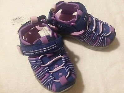 165abbf445fb TODDLER GIRLS  RORY Camp Hiking Sandals - Cat   Jack™ Size 5 NWT ...