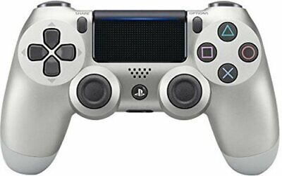 Sony DualShock 4 Wireless Controller for PlayStation 4 PS4 - Silver Brand NEW