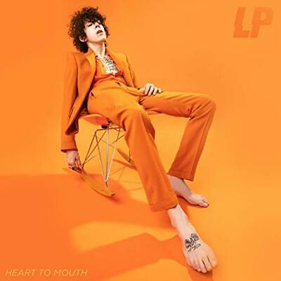 Lp-Heart To Mouth Cd New