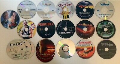 23 Movie Lot - Dvd Popular Movies Discs Only