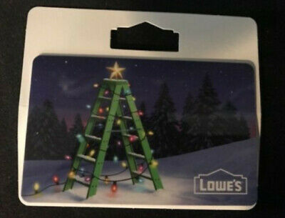 Lowes Gift Card - $50 Value
