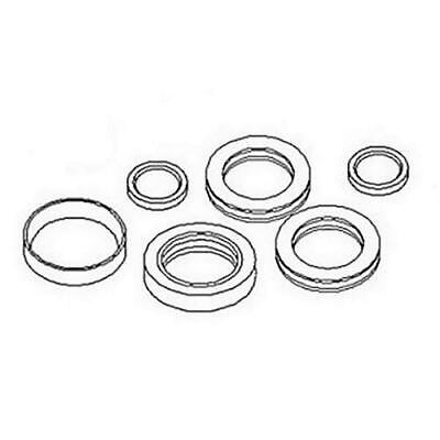 "7X2789 Hydraulic Cylinder Seal Kit for Crawler Loader Lift 931B 2"" Rod 4"" Bore"