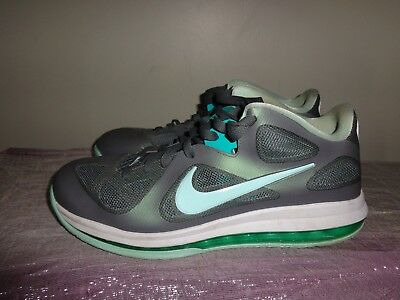 best website ecb6e 489a7 Nike Lebron 9 Low Men s Easter Grey Athletic Shoes Size 11   510811 001