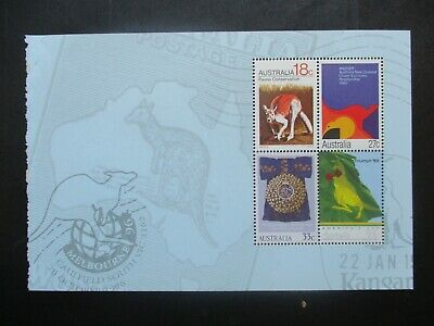 Australian Decimal Stamps: Limited Edition Minisheet - Must Have! (M2522)