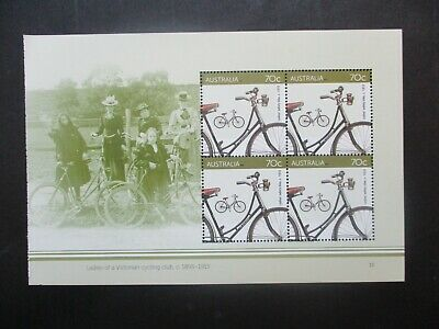 Australian Decimal Stamps: Limited Edition Minisheet - Must Have! (M2526)