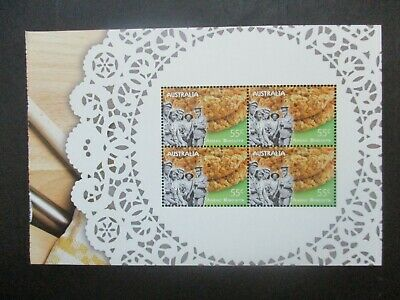 Australian Decimal Stamps: Limited Edition Minisheet - Must Have! (M2548)