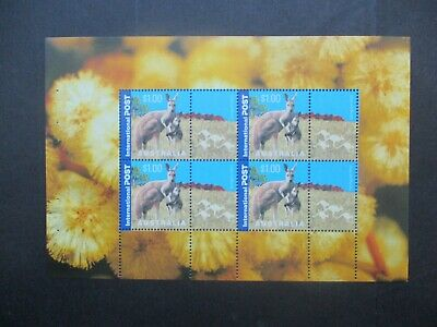 Australian Decimal Stamps: Limited Edition Minisheet - Must Have! (M2604)