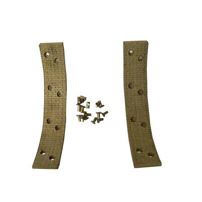 Case Backhoe Brake Band Lining Kit 430-580B-C 2 Piece A44721 A44128