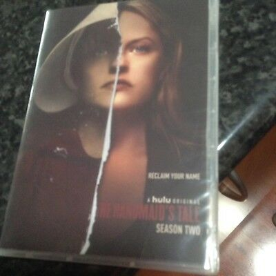 THE HANDMAID'S TALE SEASON 2 DVD (Region 1) - LIKE NEW + FREE POST