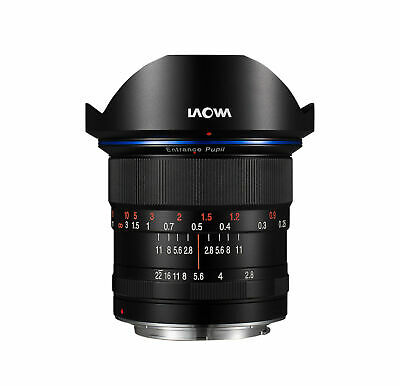 Laowa D-Dreamer 12mm f/2.8 ultra wide lens for Sony A7 A7s A7R A7II A7sII A7RII