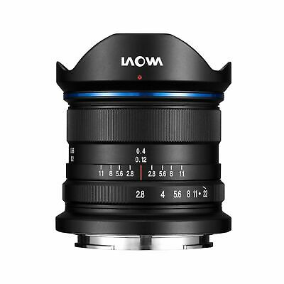 Laowa C D-Dreamer 9mm f/2.8 ultra wide lens for Fuji X mount system APS-C new