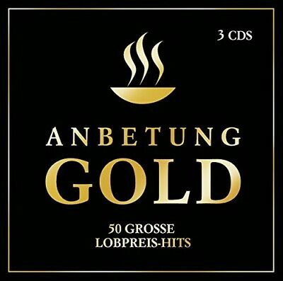 Various - CD-Box Anbetung Gold