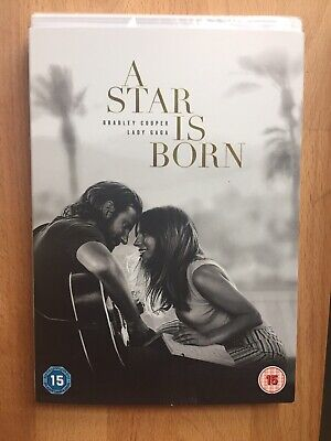 A Star is Born  with Bradley Cooper (DVD  2018) New & Sealed