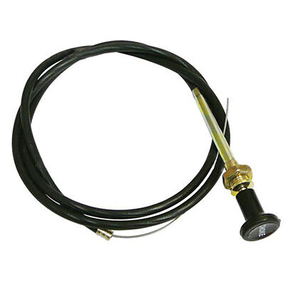 48'' Choke Cable Fits Ford 420 2110 LCG 231 335 3400 3500 3600 4110