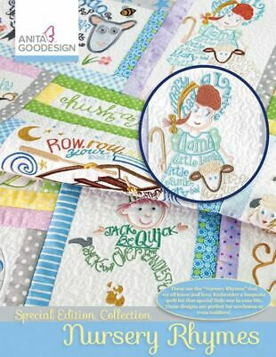 Nursery Rhymes Special Edition Collection            Anita Goodesign