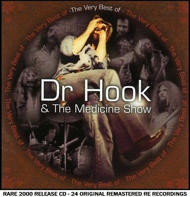 Dr Hook - Very Best Greatest Hits Collection - RARE 70's 80's Country Rock CD