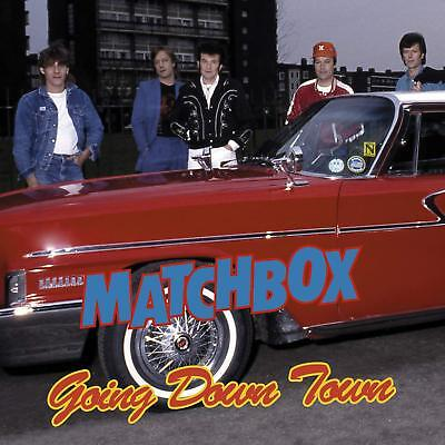 Matchbox - Going Down Town (2016)  CD  NEW/SEALED  SPEEDYPOST
