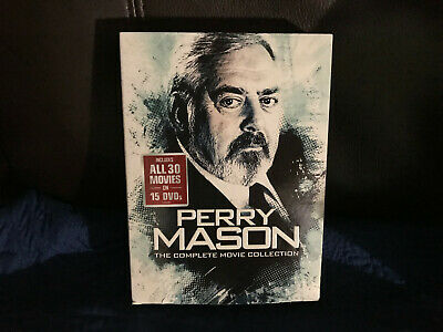 Perry Mason: The Complete Series (DVD, 2016) and complete movie collection