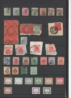 Hong Kong Collection On 4 Pages