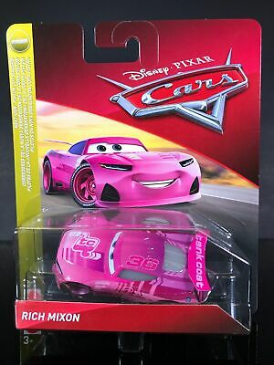 Voiture Disney Pixar Cars Rich Mixon