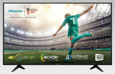 Led Hisense 43 H43A6100 4K Smart Tv Hdr