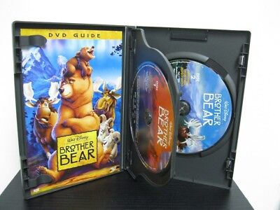 Walt Disney Brother Bear DVD 2-disk Special Edition