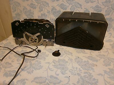 Zenith Radio Antique Vintage For parts