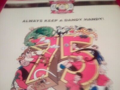 The Dandy Comic 2012 Last Ever Issue Special Edition