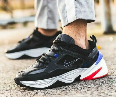 New NIKE M2K Tekno Sneaker Casual Shoes black gray red blue white all sizes