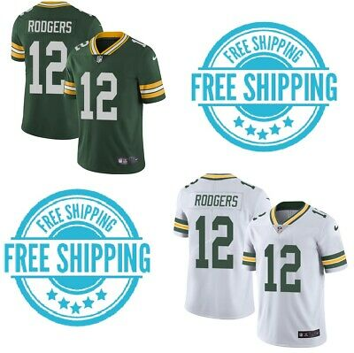 Wholesale NIKE MENS GREEN Bay Packers Aaron Rodgers Elite Throwback Jersey Sz  free shipping