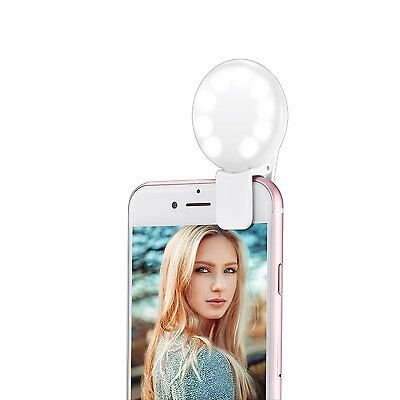 Selfie Flash Led Portable - Iphone, Samsung, Smartphone, Tablet,... - Fotopro