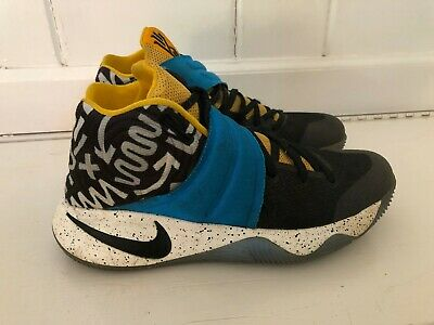 fb874a48a0f4 Nike id Kyrie Irving 843253-991 Basketball sneakers Multi Colored mens size  9