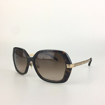 0b29ba1deff9 Burberry Sunglasses mod. B 4153-Q 3002 13 Brown Tortoise Gold Butterfly Used