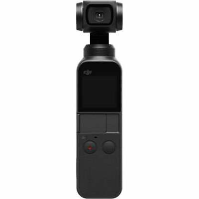 DJI Osmo Pocket Smallest 3-Axis Stabilized Handheld 4K Camera AU STK AU WTY