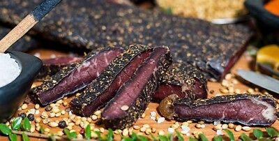 Biltong Traditional Sliced 990g Beef South African
