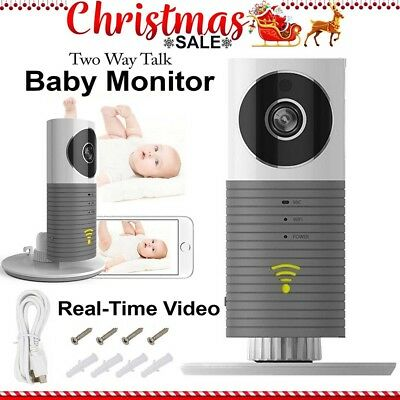 Clever Dog Wireless Smart IP Camera WiFi Monitor Security Night Vision Sj