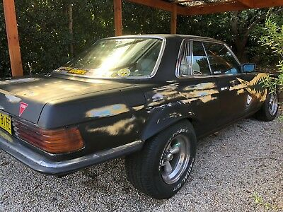 Mercedes,Benz,450slc,350,Chev,loud,rat rod,amg,classic,rare,beast,collectible