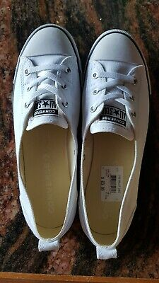 Converse All Star Ballet Size 10 BNIB