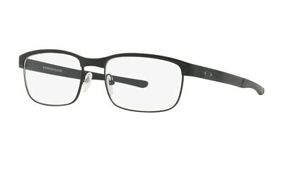 10b87adfeb NEW Authentic OAKLEY SURFACE PLATE OX5132-0254 Pewter 54mm Rx Eyeglasses NEW  ...