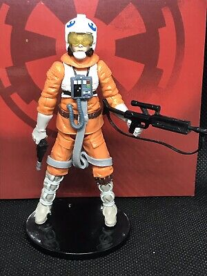 Star Wars The Vintage Collection 2010 DAK RALTER REBEL PILOT VC07 Loose used