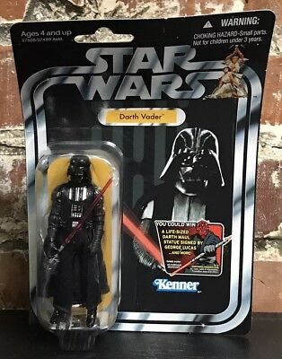 "Star Wars Vintage Collection VC93 Darth Vader ANH 3.75"" Figure Sealed New Hope"