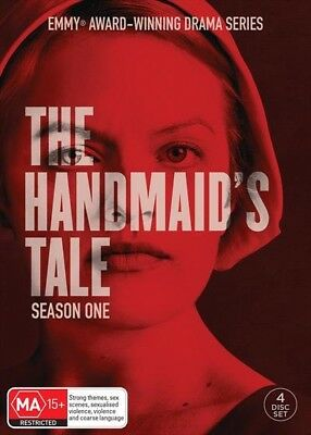 The Handmaid's Tale : Season 1 : NEW DVD Handmaids