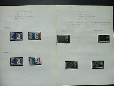 ESTATE:  Great Britain Collection on Pages - Must Have!! Great Value (P932)