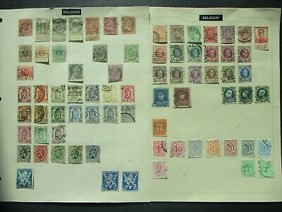 ESTATE: Belgium Collection on Pages - Must Have!! Great Value (P941)