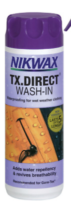 Nikwax Tech Wash Wash-In Cleaner tx direct - 300ml brand new. save 10%