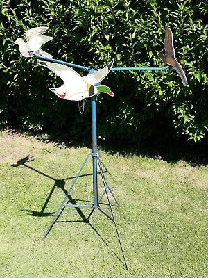 Vintage French Bird Scarer  Unusual Unique  Garden  Home Display